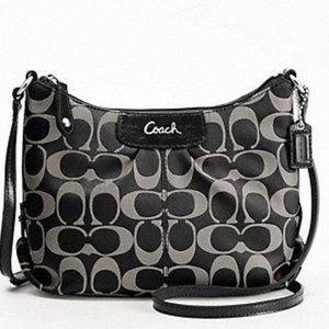 NWT coach satchel bag